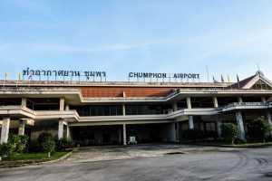 Chumphon Airport