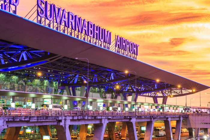 Suvarnabhumi Outside