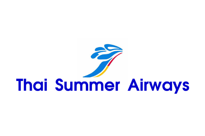 Thai Summer Airways Logo