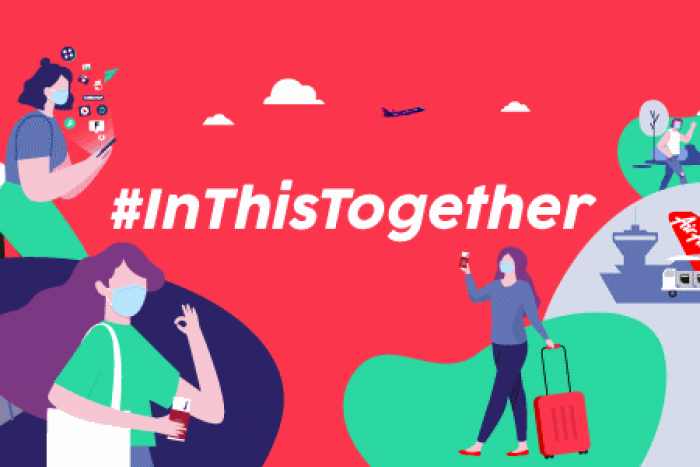 Airasia In This Together