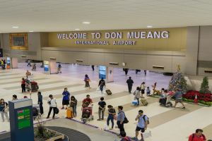 International Transfers Between Suvarnabhumi and Don Muang